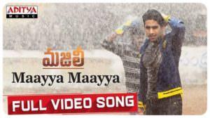 Maayya Maayya Lyrics Meaning – Majili   Anurag Kulkarni
