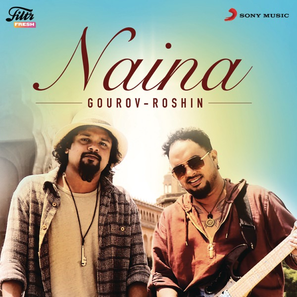 Naina - lyrics Single (by Gourov Roshin)