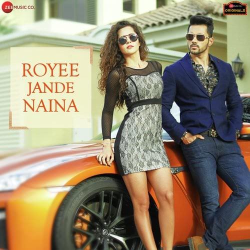 Royee Jande Naina lyrics by Nitin Gupta