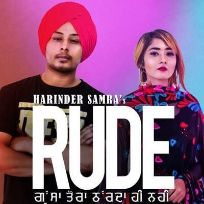 Rude Gussa Tera lyrics Harinder Samra