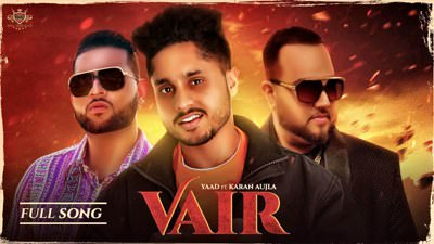 VAIR - Yaad new Karan Aujla lyrics