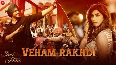 "Veham Rakhdi Lyrics – Rajvir Jawanda | (From ""Jind Jaan"")"