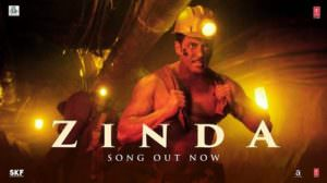 Zinda Lyrics – Bharat | Hindi Song | Salman Khan