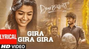 Gira Gira Gira Lyrics (Kannada Version) | Dear Comrade