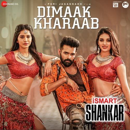 Dimaak Kharaab lyrics Ismart Shankar by Keerthana Sharma, Saketh