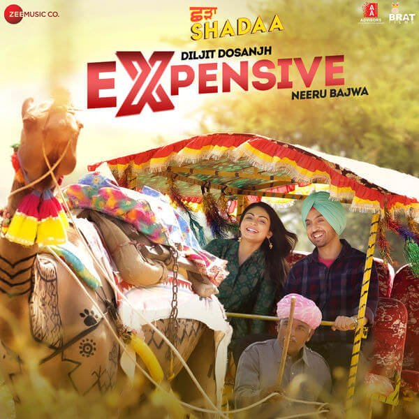 Expensive lyrics (From Shadaa) - Single (by Diljit Dosanjh & Nick Dhammu)(1)