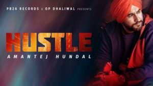 Hustle Lyrics – Amantej Hundal