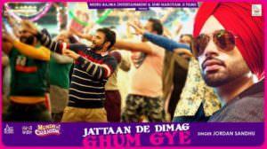 Jattan De Dimag Ghum Gye Lyrics – Jordan Sandhu