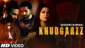 Khudgarz Lyrics – Sushant Rinkoo | Goldboy | Nirmaan