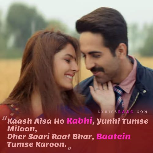 Naina Yeh lyrics translation Article 15 Ayushmann Khurrana , Isha