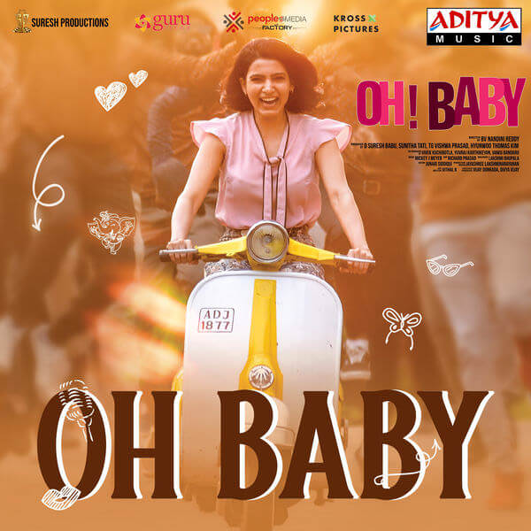 Oh Baby title song lyrics (by Mickey J Meyer & Anurag Kulkarni)