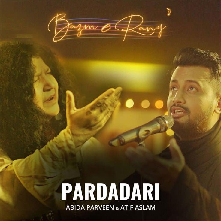 Pardadari - Single (by Abida Parveen) lyrics