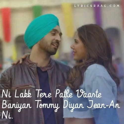 Tommy (Shadaa) Raj Ranjodh lyrics