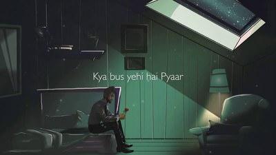 Uzair Jaswal Kya Yehi Hai Pyaar song lyrics