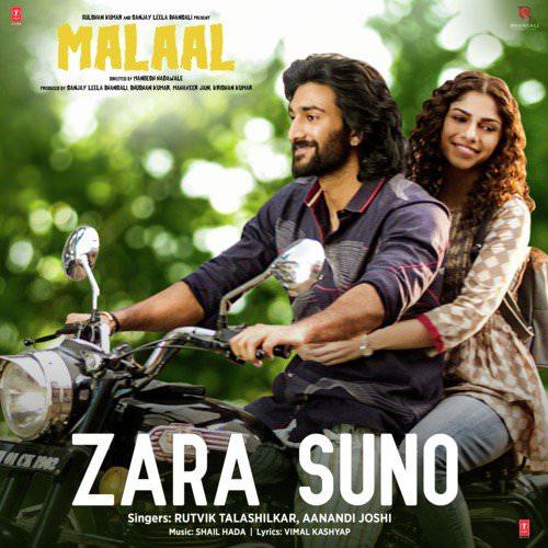Zara Suno hindi lyrics (From Malaal)