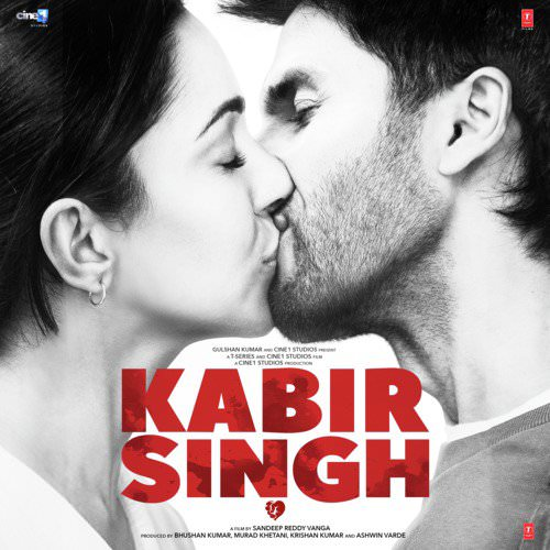 kabir singh album tracks all list lyrics