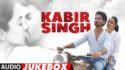 kabir singh all songs