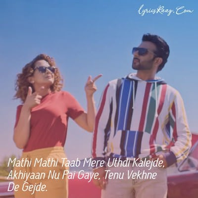 mathi mathi lyrics translation amrinder gill