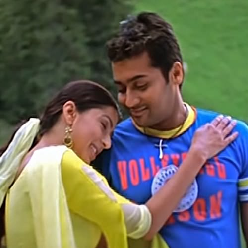 munbe vaa anbe vaa lyrics english bhoomika suriya