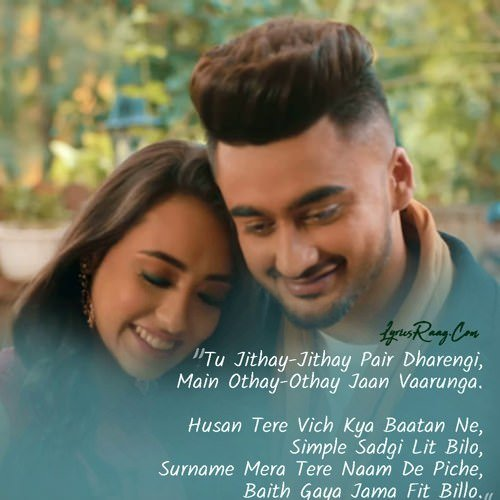 ravneet jaan warda track lyrics punjabi song quotes