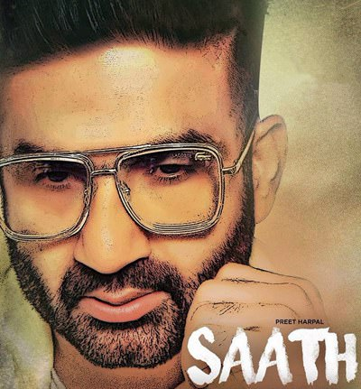 saath song lyrics preet harpal