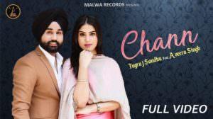 Chann Lyrics – Jugraj Sandhu & Aveera Singh | Mere Wala Sardar