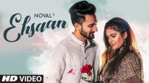 Ehsaan Lyrics by Noval, Apar