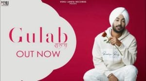 Gulab Lyrics – Gopi Waraich | Mix Singh