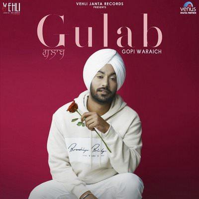 Gulab lyrics by Gopi Waraich