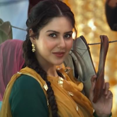 Jutti Sonam Bajwa muklawa song lyrics translation