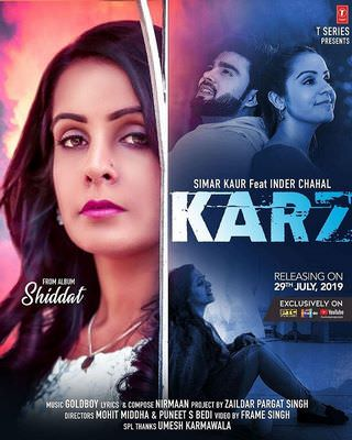 Karz Simar Kaur (Full Song) lyrics