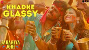 Khadke Glassy Lyrics | Jabariya Jodi | Hindi | Yo Yo Honey Singh
