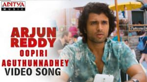 Oopiri Aaguthunnadey Lyrics Translation | Arjun Reddy | Revanth
