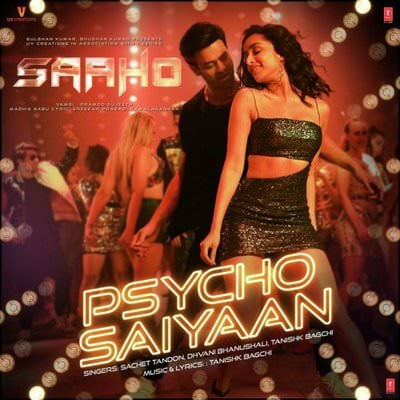 Psycho Saiyaan (From Saaho) lyrics translation