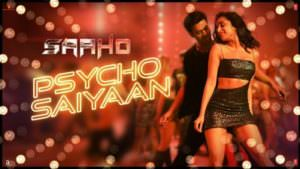 Psycho Saiyaan lyrics meaning Saaho