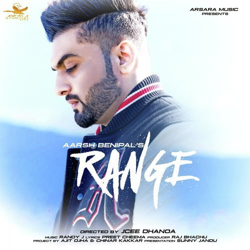 Range lyrics by Aarsh Benipal