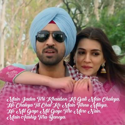 Sachiya Mohabbatan lyrics meaning Arjun Patiala