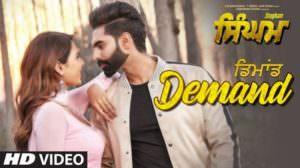 "Demand Lyrics – (From ""Singham"") | Goldy Desi Crew"