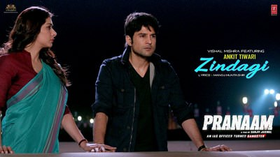 Zindagi Song lyrics Pranaam
