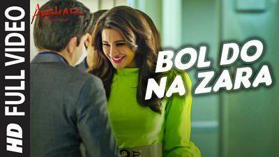 Bol Do Na Zara Lyrics Translation | Azhar | by Armaan Malik