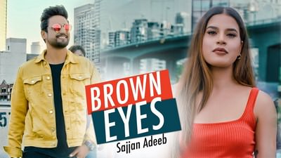 Brown Eyes Sajjan Adeeb song lyrics