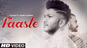 Faasle Lyrics – G Khan & Garry Sandhu | Punjabi Song