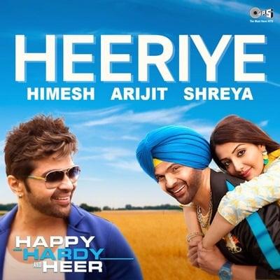 Heeriye (From Happy Hardy and Heer) translation lyrics