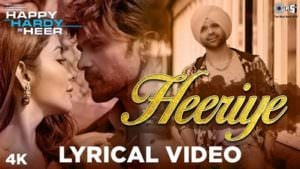 Heeriye Happy Hardy And Heer lyrics translation