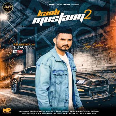 Kaali Mustang 2 Jaggi Sekhon lyrics