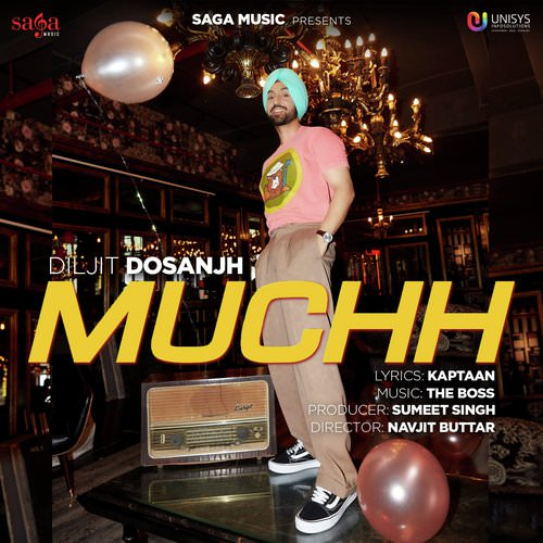 Muchh lyrics by Diljit Dosanjh