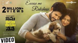 Excuse Me Rakshasi Lyrics Translation | Ninu Veedani Needanu Nene