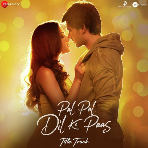 Pal Pal Dil Ke Paas - Title Track lyrics translation