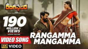 Rangamma Mangamma lyrics translation