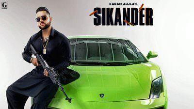 Sikander Title Track Lyrics – Karan Aujla | Sikander 2 Film